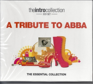 A-tribute-to-Abba-The-essential-collection-CDs