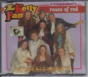 The-Kelly-Family-Roses-of-Red-CD-Maxi-Single-3-Tracks