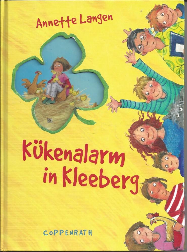 Kükenalarm in Kleeberg, Annette Langen, Coppenrath - P&C Inh. Andrea ...