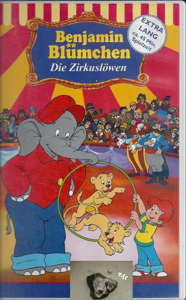 Benjamin Blümchen, Die Zirkuslöwen, VHS - P&C Inh. Andrea ...
