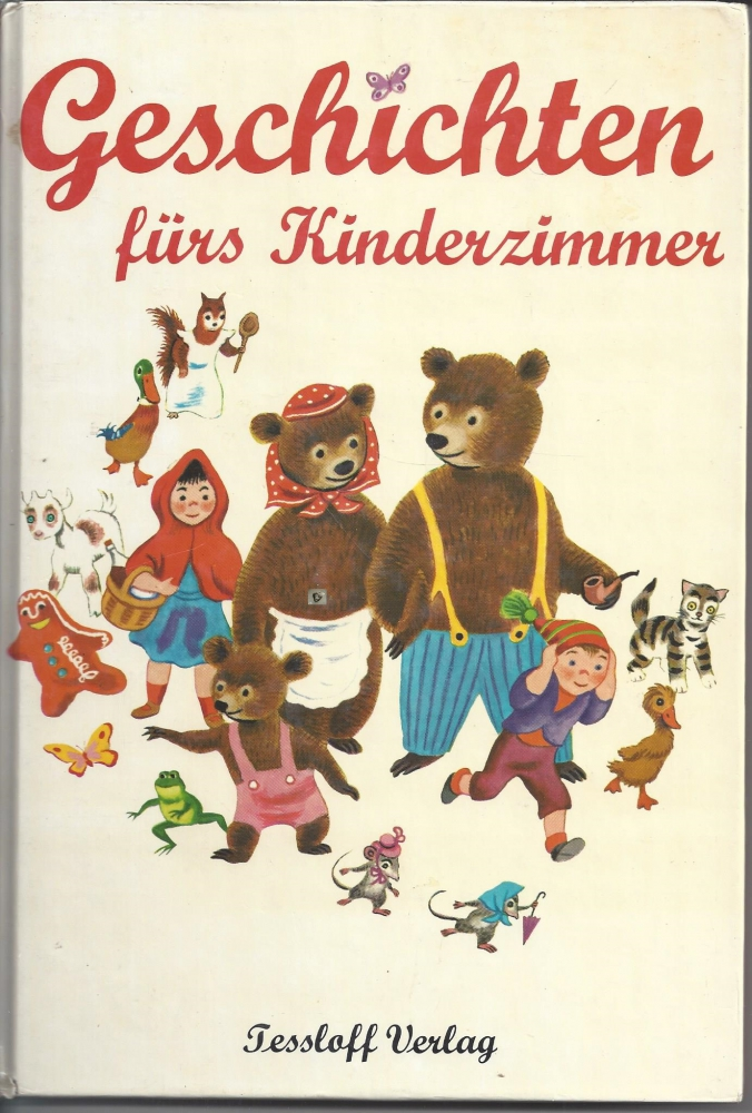 Geschichten fürs Kinderzimmer, Tessloff Verlag - Gebrauchtfachmarkt ...