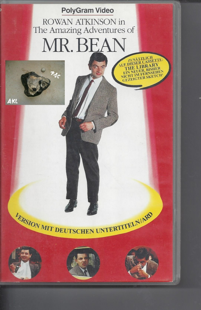 Bild 1 von Mr. Bean - The amazing adventues of Mr. Bean - VHS