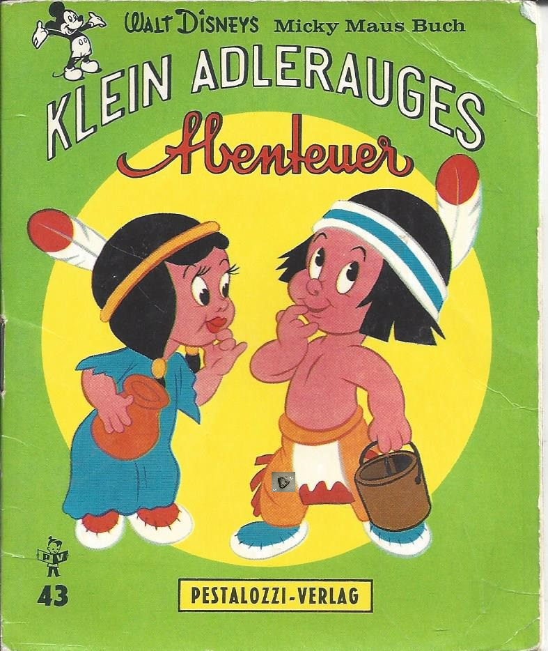 Klein Adlerauges Abenteuer, Nr. 43, pestalozzi, Minibuch - P&C Inh ...