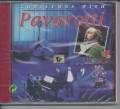 Christmas with Pavarotti, CD
