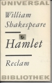 Hamlet, William Shakespeare, Reclam