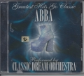 Greatest Hits Go Classic ABBA, Classic dream orchestra, CD