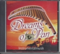 Dreams of Pan, Instumentalmusik, CD
