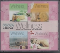 Wellness, 4 CD-Pack