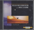 Relaxation und Meditation with music and nature, CD