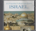 20 Popular Folksongs from Israel, CD