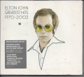 Elton John, Greates Hits 1970-2002, CD